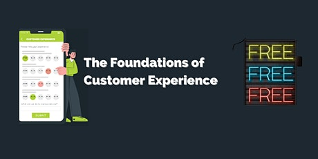 Foundations in Customer Experience biglietti