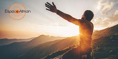Contribution énergétique par la méditation | Mini-prog. de 3 sem. billets