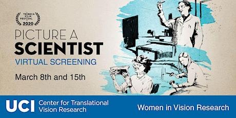 """Picture a Scientist"" Film Screening tickets"