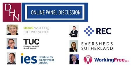 18.05.21 - DHN Online Panel Discussion - Are we all NOW Gigworkers 2021? tickets