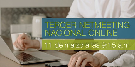 III Encuentro Nacional NETMEETING entradas