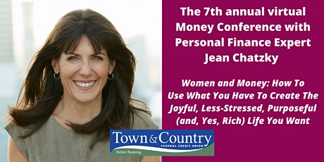 Town & Country's 7th Annual Virtual Money Conference tickets