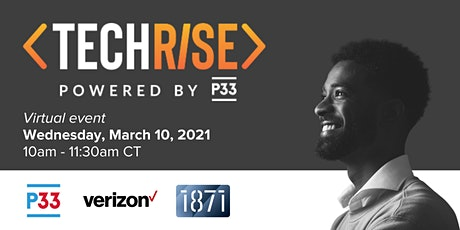 TechRise - Supporting Black & Latinx Founders in Chicago tickets
