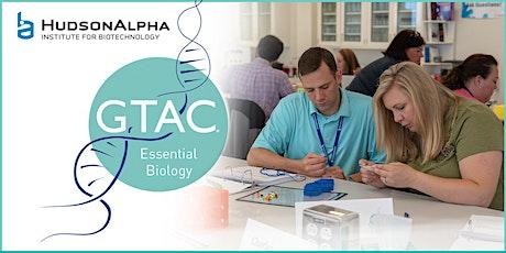 2021 HudsonAlpha GTAC: Essential Biology tickets