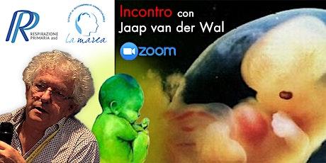 """Introduzione al seminario online """"L'embrione dentro di noi"""" maggio 2021 biglietti"""