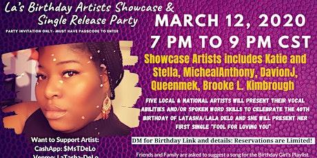 La's Birthday Bash and Showcase tickets