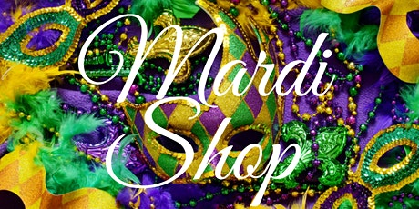 Mardi Shop tickets
