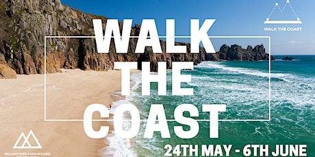Walk The Coast tickets