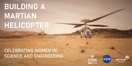 Building a Martian Helicopter: Celebrating Women In Science and Engineering tickets
