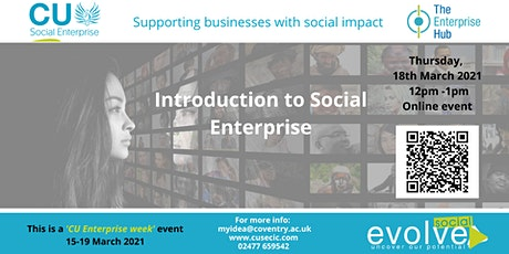 CUSE - Introduction to Social Enterprise tickets