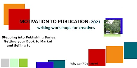 Stepping into Publishing (4): Marketing your Book: your author brand tickets