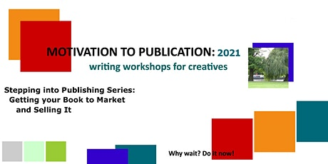 Stepping into Publishing (5): Developing a Marketing Strategy for your Book tickets