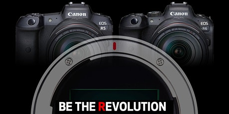 Norman Camera Presents: Canon's R System with Jeff Leimbach tickets