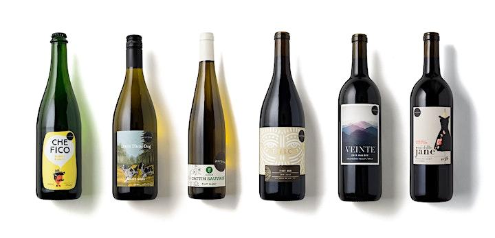 Virtual Wine Tasting image