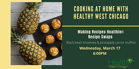 Cooking at Home with Healthy West Chicago tickets