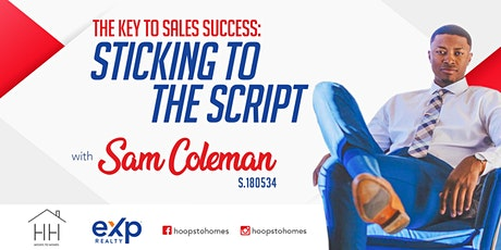 The Key to Sales Success: Sticking to the Script tickets