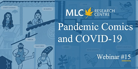 Pandemic Comics and COVID-19 tickets