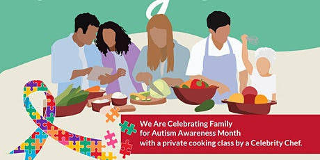 iCan Dream Center Cook With A Celebrity Chef Event For Families tickets