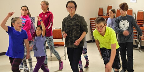 Monday spring Drama Classes for Homeschoolers ages 9-14 tickets