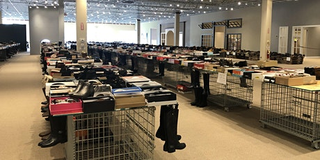 Huge Shoe Liquidations Sale - ALL Shoes $10-$20 | Toledo, OH tickets