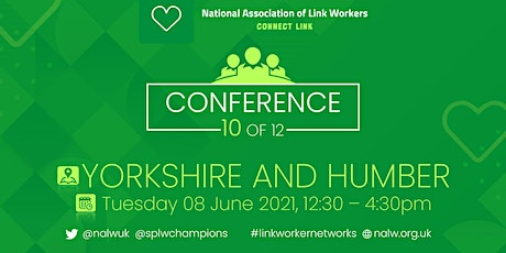 Social Prescribing Link Workers Conference-Yorkshire & Humber tickets