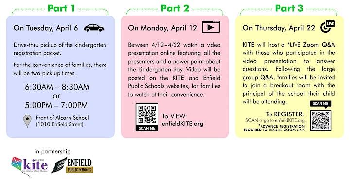 Enfield's Transition to Kindergarten image