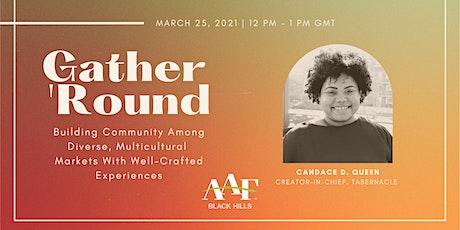 """Building Diverse Multicultural Markets""-Candace D. Queen | AAF Black Hills tickets"