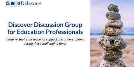 Discover Discussion Group for Education Professionals tickets