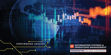 Master of Science, Information Systems & Operations Management Info Session tickets