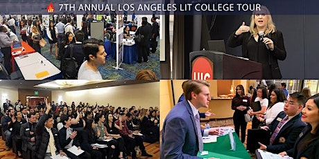 7th Annual Los Angeles LIT College Tour tickets