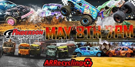 TOUR OF DESTRUCTION - ANDERSON MOTOR SPEEDWAY tickets