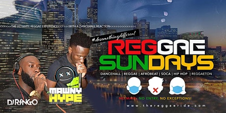 REGGAE SUNDAYS (#dosomethingdifferent) tickets