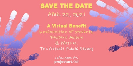 ProjectArt Detroit - 5 Year Anniversary Celebration Benefit tickets