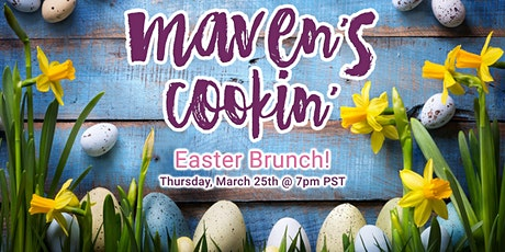 Easter Brunch for Kids of ALL Ages with Maven tickets