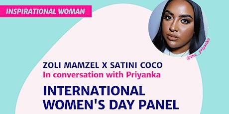 Zoli Mamzel X Satini Coco: In conversation with Priyanka tickets