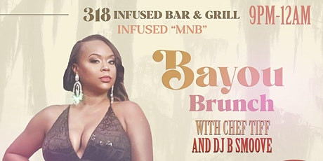 Bayou Brunch tickets