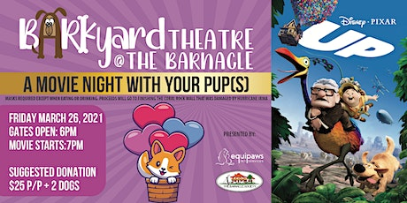 Barkyard Theatre at The Barnacle  Series: Up! tickets