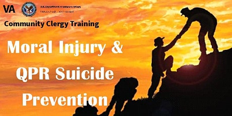Moral Injury & QPR Suicide Prevention tickets