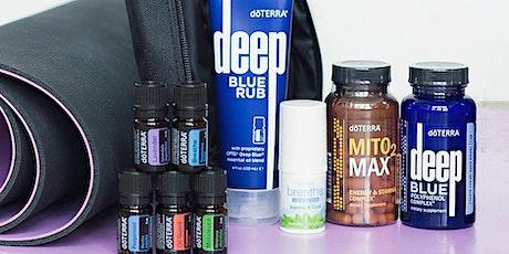 Atelier l'aromathérapie pour les sportifs billets