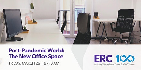 Post-Pandemic World: The New Office Space tickets