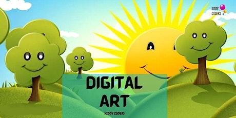 Digital Art tickets