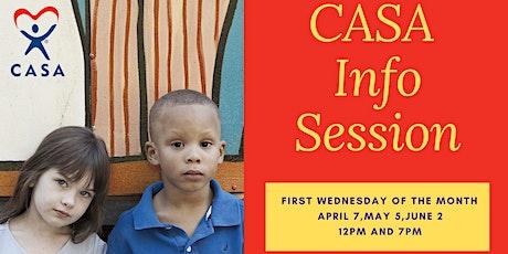 CASA Philadelphia Info Session tickets