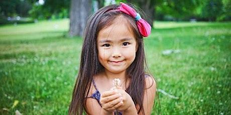 Developing Self-esteem in Young Children tickets