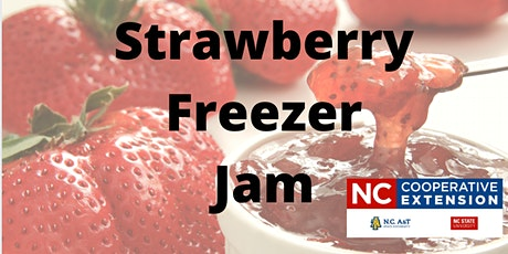 Preserve-a-Long: Strawberry Freezer Jam tickets
