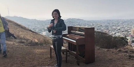 Ask Away with Kadie K! Live Q & A session about playing piano, music theory tickets