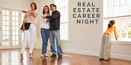 Real Estate Career Day Webinar tickets