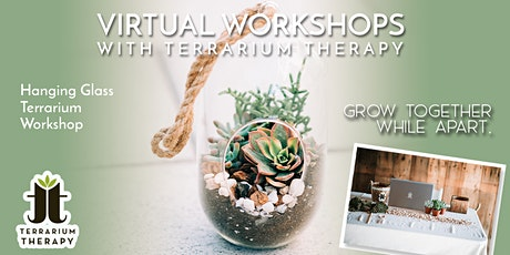 Public Virtual Workshop - Rope Capsule Terrarium tickets