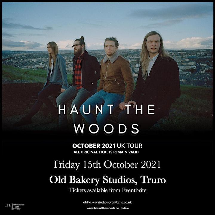 Haunt The Woods - Truro image