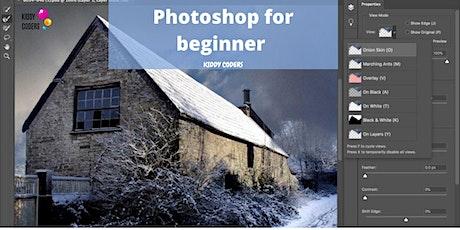 Photoshop for beginner tickets