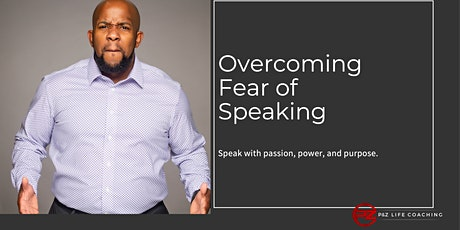 Overcoming Fear of Speaking tickets